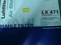 bmw k100 filter bmw k100 k1100 rs k1100 lt k1000 air filter ebay