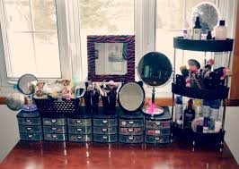 Home Decor From Recycled Materials Diy Cosmetic Organizer Diy Makeup Displaystorage Close To Free