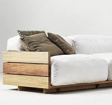 fabriquer canapé fabriquer des meubles avec des palette canape palette salon de