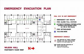 Evacuation Floor Plan Template Building Fire Ang Emergency Plans Plan House Evacuation Template