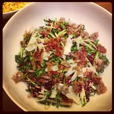 thanksgiving dinner for two thanksgiving for two kale and apple salad with pancetta and