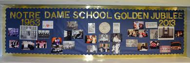50th Anniversary Decorations Notre Dame Welcome To The Notre Dame Blog No