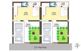 interior layout for south facing plot attractive ideas south facing house layout plan 4 nachatra on home
