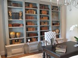 kitchen bookshelf ideas office bookcase ideas white office bookshelf with orange accents