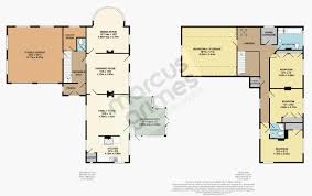 Gatwick Airport Floor Plan by Stairbridge Lane Bolney 4 Bed Character Property 995 000