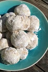 wedding cookies mexican wedding cookies five silver spoons