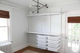 Bedroom Wall Storage Systems Bedroom White Elfa System Closet And Closet Storage Plus Elfa
