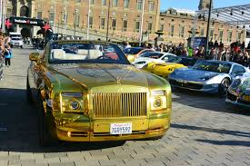 gold phantom car gumball3000 day1 stockholm 2015 album on imgur