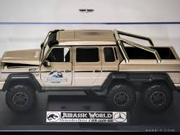 mercedes benz 6x6 elite edition u0027jurassic world mercedes benz g63 amg 6x6 u0027 rare t