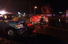 police investigating four vehicle crash in smithfield the herald