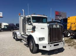 kenworth t800 semi truck 2000 kenworth t800 daycab winch truck tandem axle daycab for sale