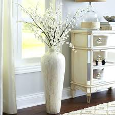 view in gallery tall glass vases with birch branches that blend