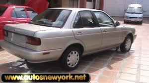 nissan sentra super saloon hd nissan sentra champagne b13 gxe 1994 manual full extras youtube
