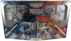 white kyurem battle arena decks black kyurem vs white kyurem