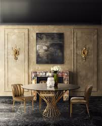 emejing luxury dining room tables photos rugoingmyway us