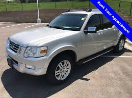 2009 Ford Explorer Ford Explorer Sport Trac In Missouri For Sale Used Cars On