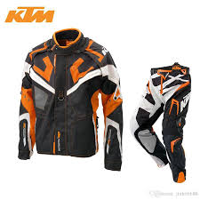 leather motorcycle coats 2017 ktm motorcycle off road clothing automobile race suit off