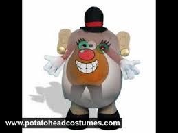 Potato Head Halloween Costume Halloween Costume Ideas Potato Head Costumes Potatoheadcostumes