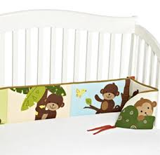 baby crib bumper pad safety information and alternatives