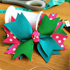 how do you make hair bows how to make hair bows out of ribbon