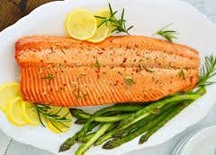 thanksgiving salmon feast vital choice seafood organics