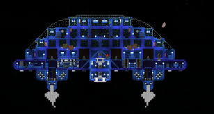 slimy saucer a home for the cyborg bridge airlock transporter