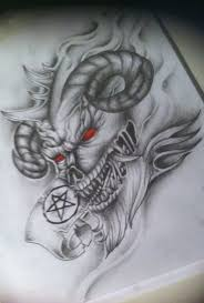 devil demon tattoo design photos pictures and sketches