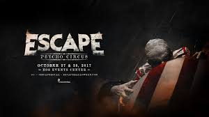 halloween on sale tickets escape halloween 2017 at the nos events center gde