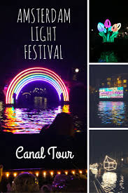 amsterdam light festival boat tour a canal trip through the amsterdam light festival canal boat boat