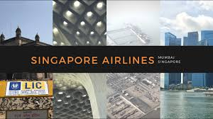 flight report singapore airlines 421 mumbai to singapore youtube