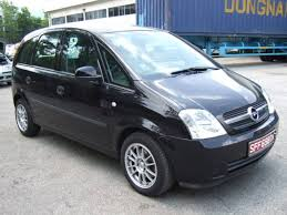 opel meriva used 2003 opel meriva photos