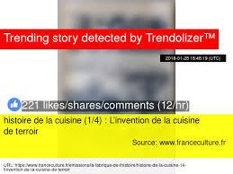 histoire de la cuisine histoire de la cuisine 1 4 l invention de la cuisine de terroir