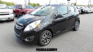 chevrolet spark 2013 chevrolet spark 2lt start up exhaust and in depth review