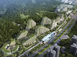 stefano boeri architetti builds tree covered skyscrapers in