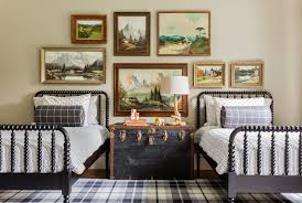 Shared Boys Bedroom Ideas The Saturday 6 Jenny Lind Kids Rooms And Nashville