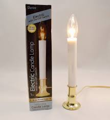 electric candle lights for windows on off electric window candle christopher cringle s