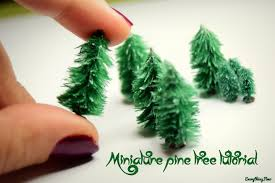 how to make mini christmas trees part 24 view in gallery ribbon