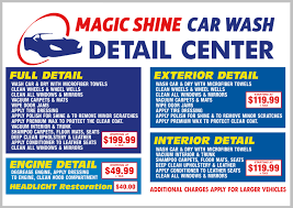 Inside Car Wash Near Me Magic Shine Car Wash U0026 Detail Center