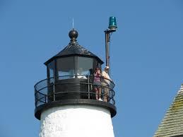 Wood Island Light Biddeford Pool History Wood Island Lighthouse The 50th