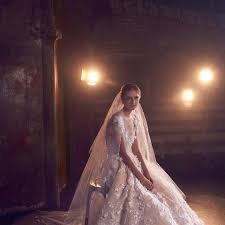 pretty wedding dresses the prettiest wedding dresses of bridal fashion week whowhatwear