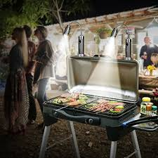 magnetic bbq grill light magnetic ultra bright barbecue grill light with super led lights
