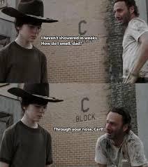 Meme Carl - dad jokes carl know your meme