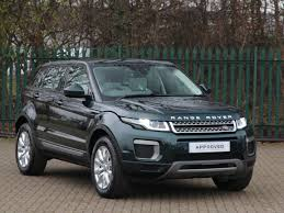 2000 land rover green used land rover range rover evoque green for sale motors co uk