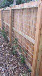 Privacy Fence Ideas For Backyard 18 Different Types Of Garden Fences Garden Fencing Fences And