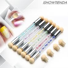 online get cheap makeup sponge nails aliexpress com alibaba group