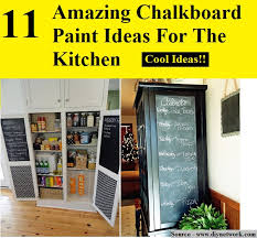 chalkboard paint kitchen ideas 11 amazing chalkboard paint ideas for the kitchen home and tips
