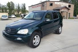 mercedes in tuscaloosa al used mercedes m class for sale in tuscaloosa al 19 used m