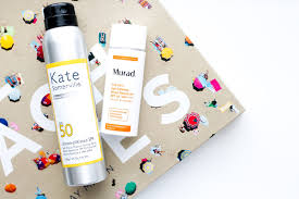 a little bit etc 2 new sunscreens to try this spring