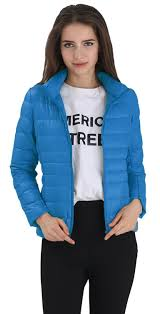 amazon uniqlo ultra light down wantdo women s packable ultra light weight short down jacket at