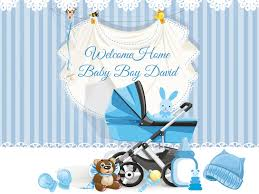 Welcome Home Baby Party Decorations by Baby Showers Speedy Orders High Quality Custom Party Banners Posters